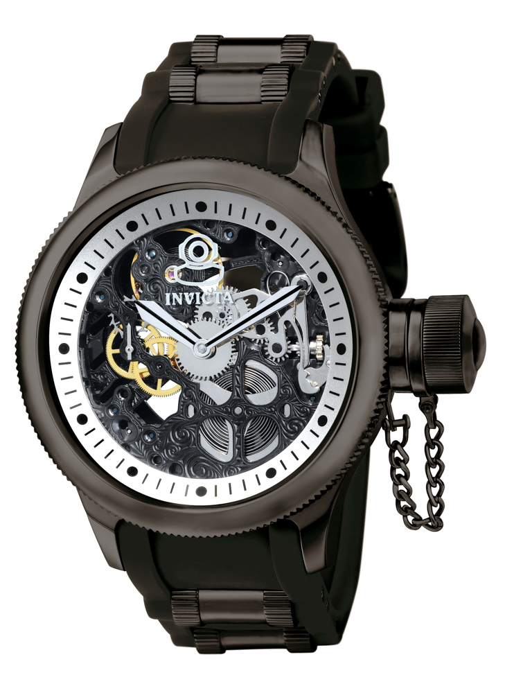 Track My Phone For Free >> Invicta Russian Diver watch in Black at InvictaStores.com
