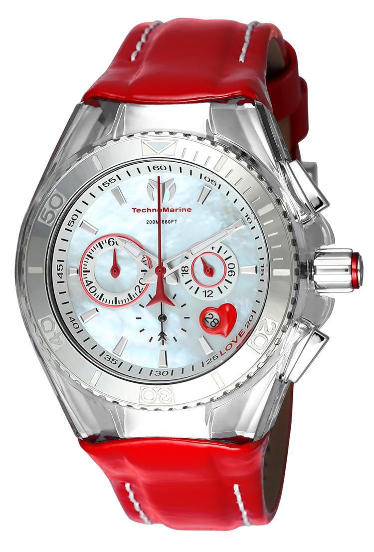 shop technomarine cruise valentine watches at