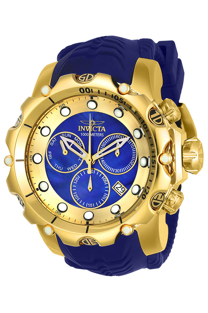 25c598851e3 Invicta Venom watch in Gold at InvictaStores.com