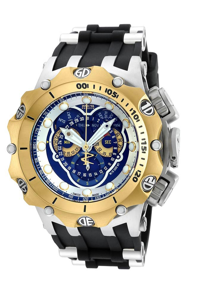 1df60a19959 Invicta Venom watch in Gold, Stainless Steel at InvictaStores.com