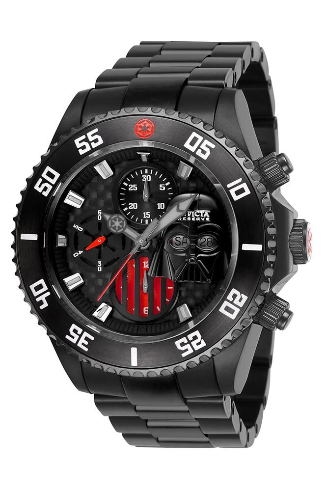 Invicta Star Wars Limited Edition Darth Vader Mens Automatic 47mm - Model 27163