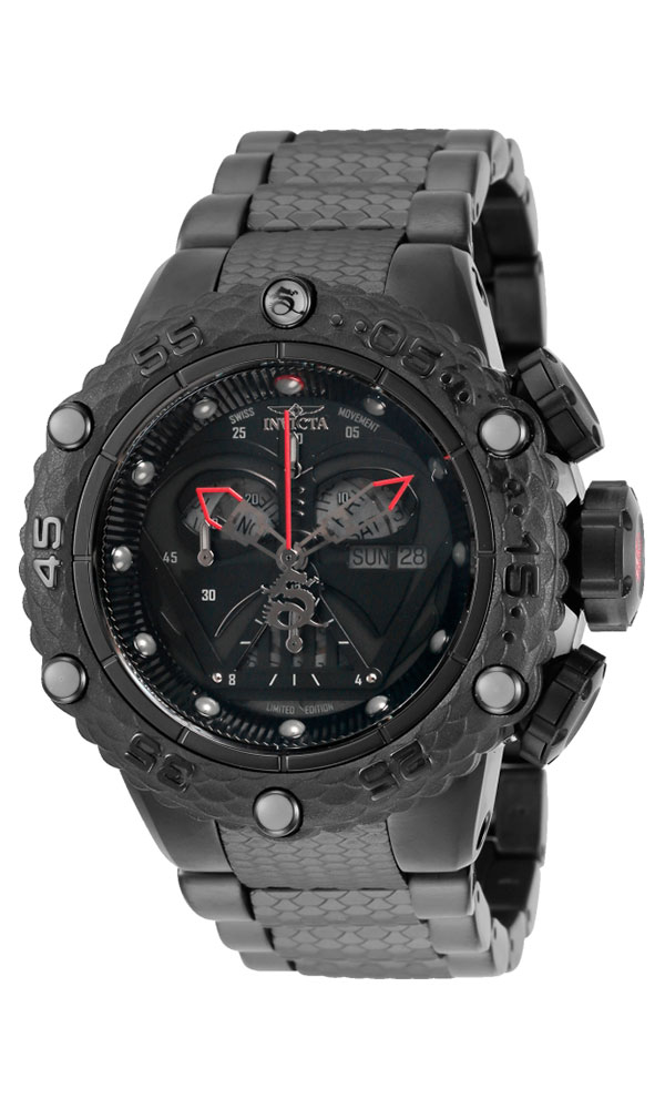 Invicta Star Wars Limited Edition Darth Vader Mens Automatic 51.2mm Model 27168