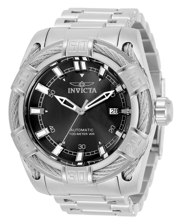 Pre-Owned Invicta Bolt Men's Automatic Black Watch   Invicta