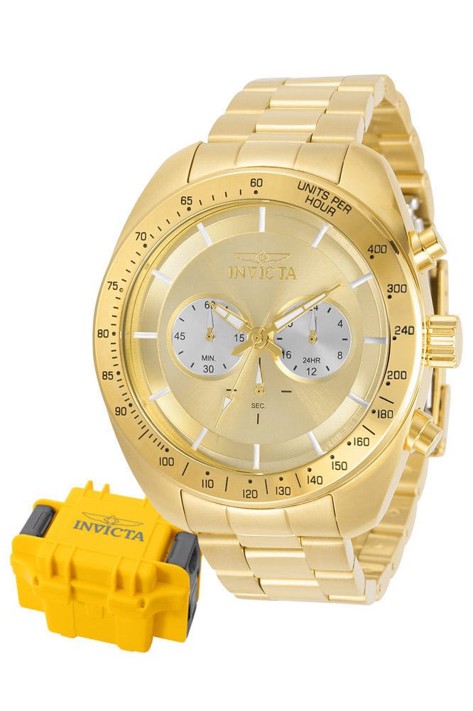 Invicta Speedway Mens Quartz 48mm - Model 30789