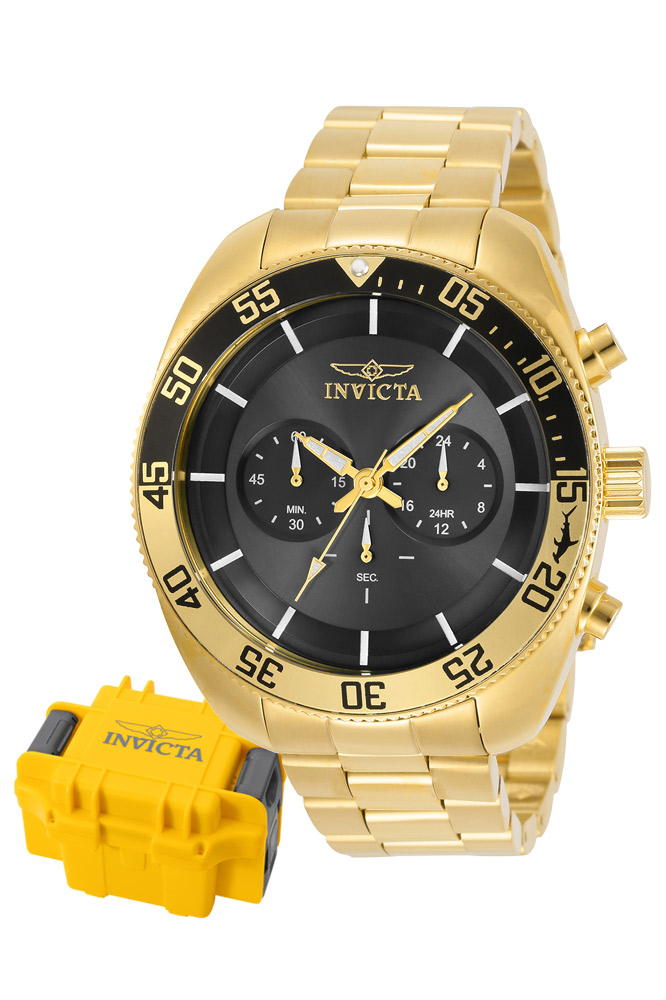 Invicta Pro Diver Mens Quartz 48mm - Model 30804