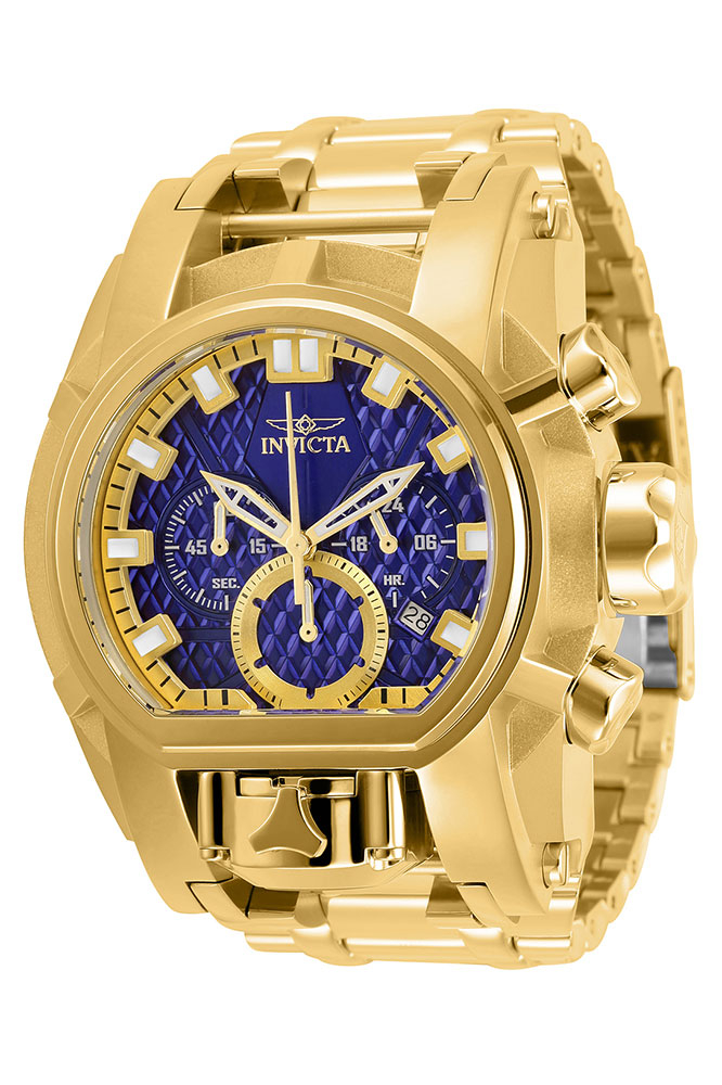 Invicta Bolt Mens Quartz 52mm Stainless Steel - Model 31552