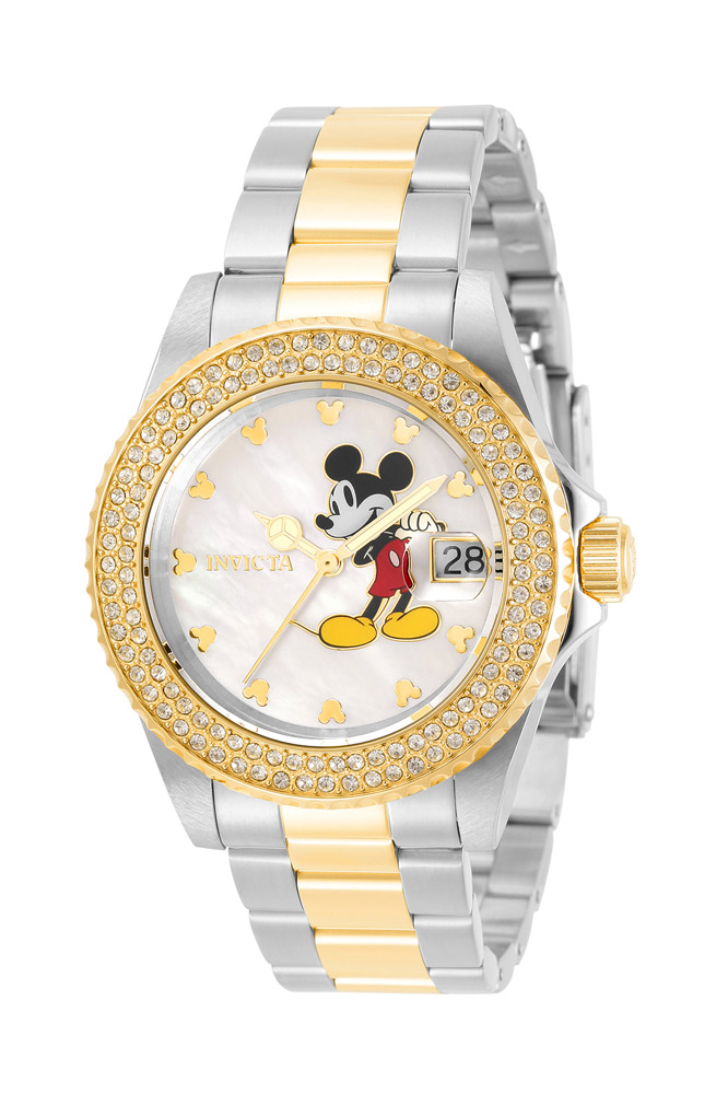 Invicta Disney Limited Edition Womens Quartz 40mm - Model 32483