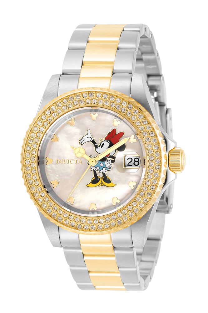 Invicta Disney Limited Edition Womens Quartz 40mm - Model 32486