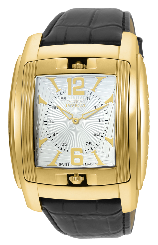 invicta vintage men watches in gold model 90181