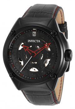 Invicta Jason Taylor Automatic Men's Watch - 46mm, Black (33213)