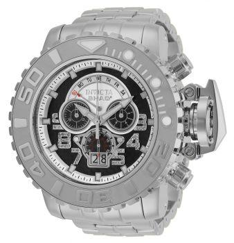 Invicta SHAQ 0.24 Carat Diamond Men's Watch - 62mm, Steel (33729)