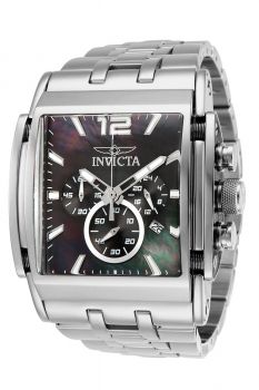 Invicta Speedway The Beast Men's Watch w/ Mother of Pearl Dial - 47mm, Steel (34823)