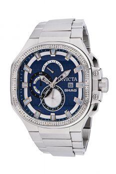Invicta SHAQ 0.97 Carat Diamond Men's Watch - 52mm, Steel (34943)