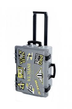 50-Slot Impact Rolling Case - Model DC50PATCH