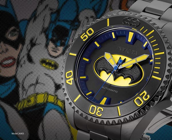 Invicta Batman Watches