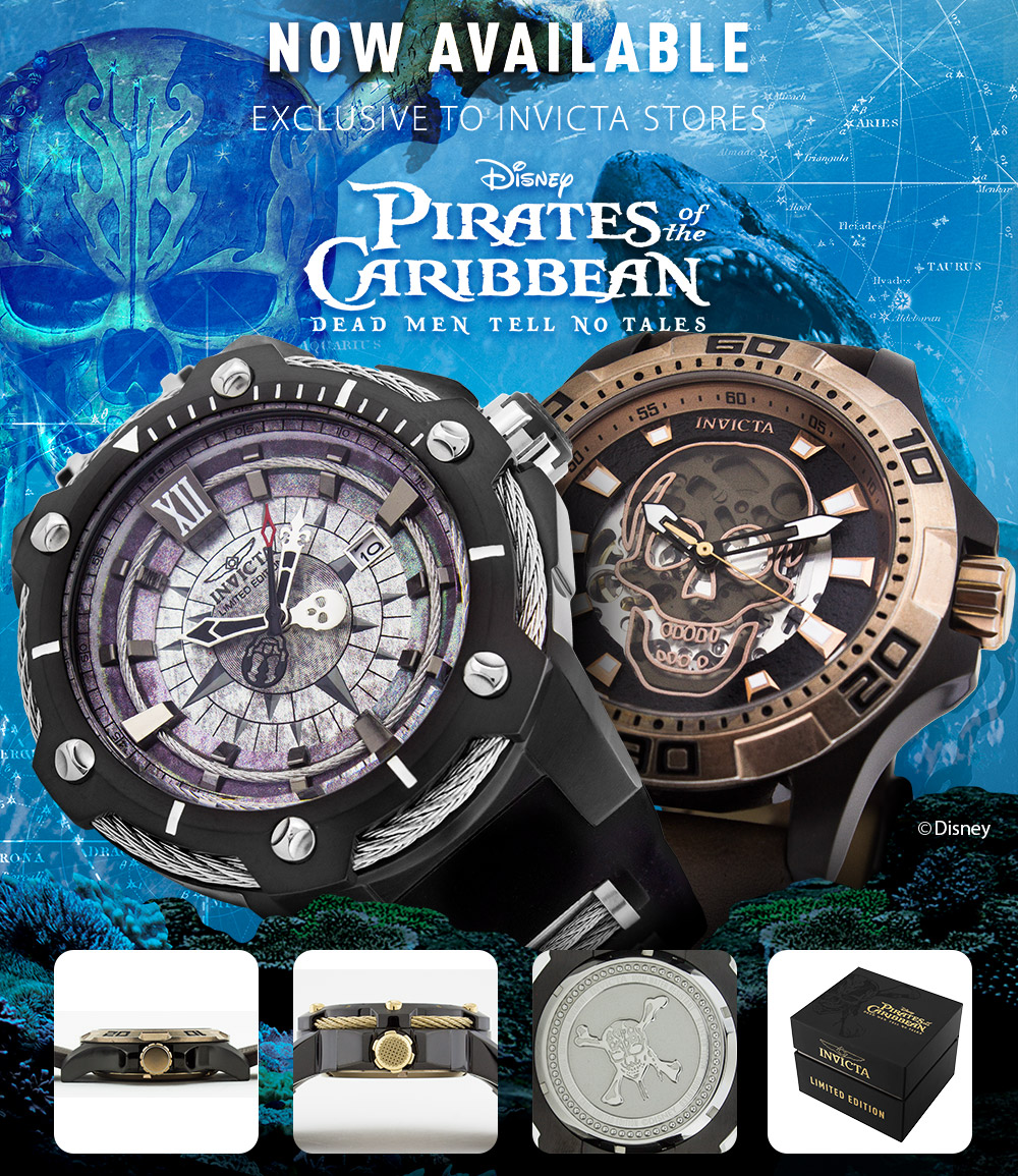 Disney Doppelgangers Pirates Edition: LIMITED EDITION Pirates Of